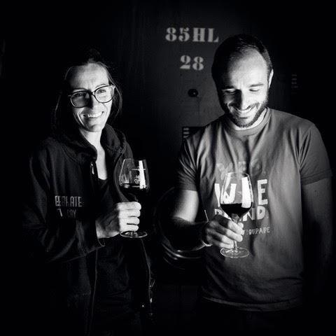 Marie et Francois Giraud