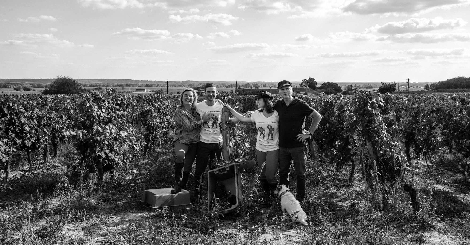 Histoire de rencontre 11 - Famille Breton